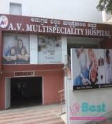 AV Multispeciality Hospital  Banashankari, Bangalore