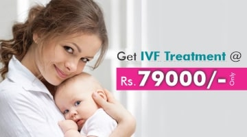 IVF Treatment in India @ Rs. 79,000/-